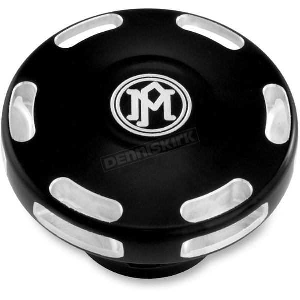 Performance Machine Contrast Cut Apex Custom Gas Cap - 02102024APXBM