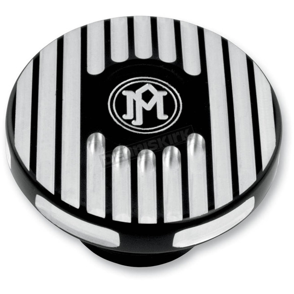 Performance Machine Contrast Cut Grill Custom Dummy Gas Cap - 02102019GRLBM