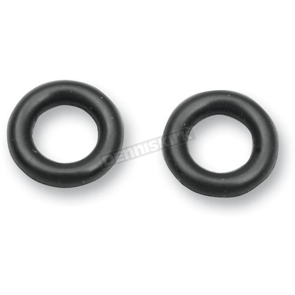 Goodridge Replacement Viton O-Rings for 3/16 in. and 1/4 in. Quick Disconnect Coupling - 730804-2