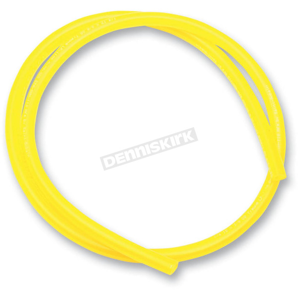 Motion Pro Yellow 5/16 in. Premium Fuel Line - 12-0072
