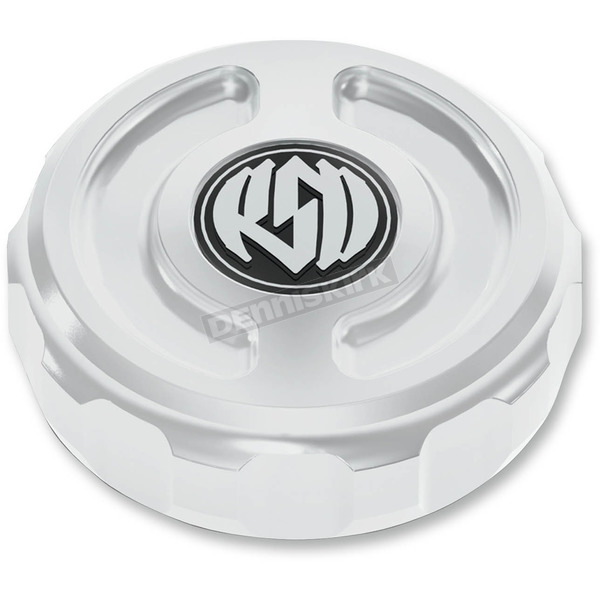 Roland Sands Design Chrome Cafe Oil Filler Cap - 0203-2013-CH