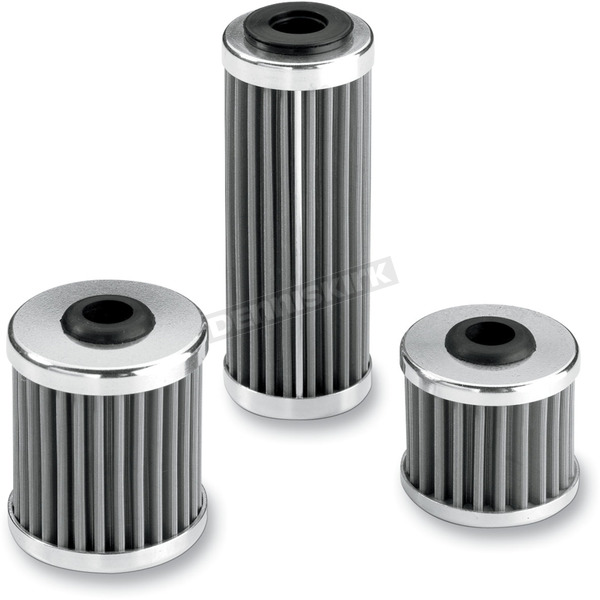 Moose Stainless Steel Oil Filter - 0712-0230