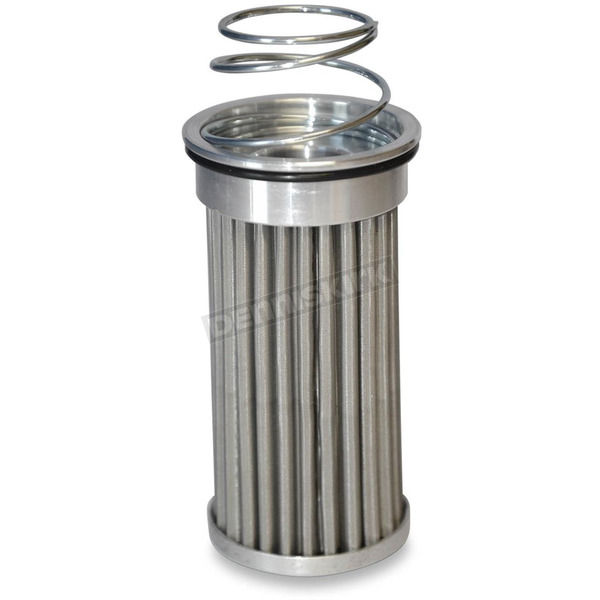 FLO Oil Filters Stainless Steel Reusable Oil  Filter - PC53-82