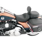 Studded Style Solo Seat w/Removable Backrest - 79602