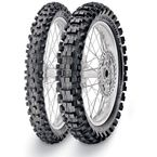 Rear Scorpion MX Extra-X 120/90-19 Rear Tire - 2133600