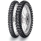 Front Scorpion MX Mid Soft 32 80/100M-21 Tire - 1662500
