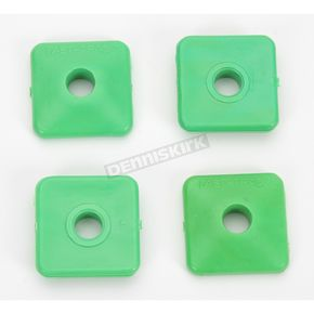 Fast-Trac Air Lite Square Green Backer Plates for 5/16 in. Studs - 202SG-24