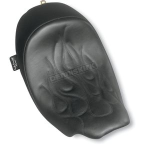 Danny Gray 13 in. Wide SpeedCradle Flame Stitch Solo Seat - 21-414F
