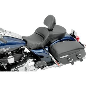 Saddlemen Explorer Seat w/Driver Backrest - 0801-0619