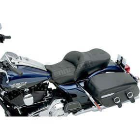 Saddlemen Road Sofa Low Profile Deluxe Touring Seat - 808-07A-080