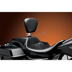 LePera Outcast Daddy Long Legs Seat w/ Driver Backrest - LK987DLBR