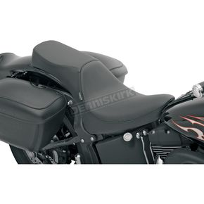 Drag Specialties Smooth Predator 2-Up Seat - 0802-0501