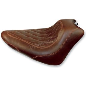 Mustang Seats Wide Tripper Diamond Solo Seat - 76766