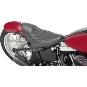Roland Sands Design Black Boss Solo Seat for 150mm Roland Sands Fender Kit - 76947