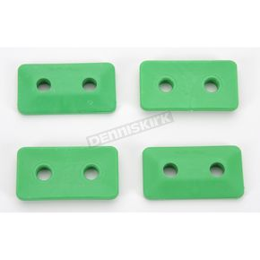 Fast-Trac Air Lite Twin Stud Polymer Green Backers for 5/16 in. Studs - 502G-48