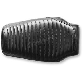 Pleated Bare Bones Solo Seat - LK-005 PT