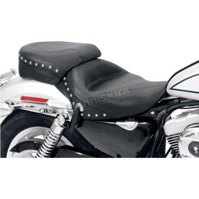 Mustang Seats 10 1/2 in. Wide Studded Rear Seat - 76505
