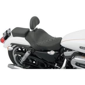 Drag Specialties Smooth Pillion  - 0804-0393