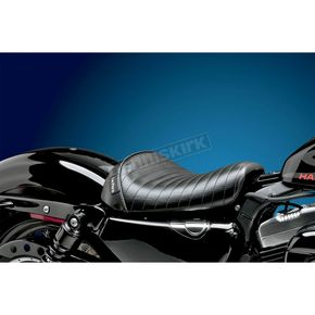 LePera Pleated Bare Bones LT Series Solo Seat - LK-006PT