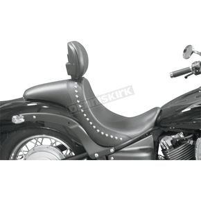 Danny Gray Studded Short Hop 2-Up XL w/Driver Backrest Receptacle - YMC-619-01-01