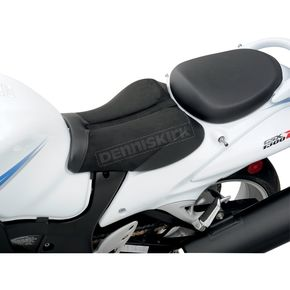 Saddlemen Sport One-Piece Solo Seat with Rear Cover - 0810-0823
