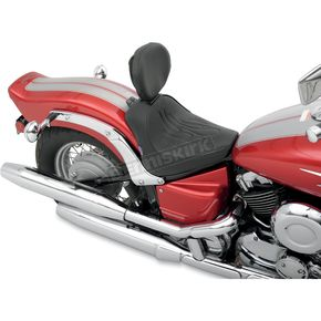 Drag Specialties EZ Glide II Backrest - 0822-0154