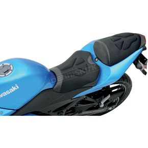 Saddlemen Tech One-Piece Solo Seat with Rear Cover - 0810-K013