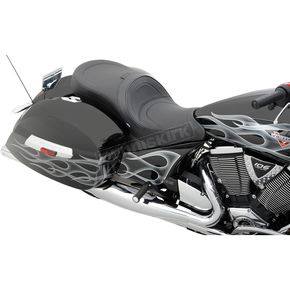Drag Specialties Mild Stitch Low-Profile Touring Seat - 0810-1544