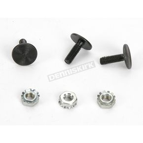 Sno-Stuff Flat Head Bolts with Lock Nuts - 620-187