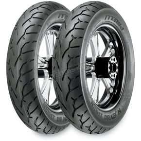 Pirelli Front Night Dragon 130/70HB-18 Blackwall Tire - 2211200