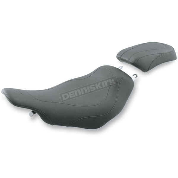 Mustang Seats 11 1/2 in. Wide Tripper Solo Seat - 76457