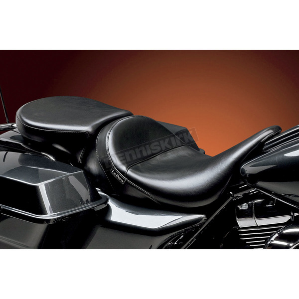 LePera Smooth Wide Pillion Pad for Aviator Solo Seats - LK-017PDX