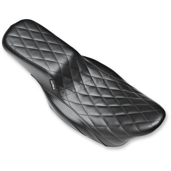 Black Diamond Stitch Nomad II Seat - LK-777-DM