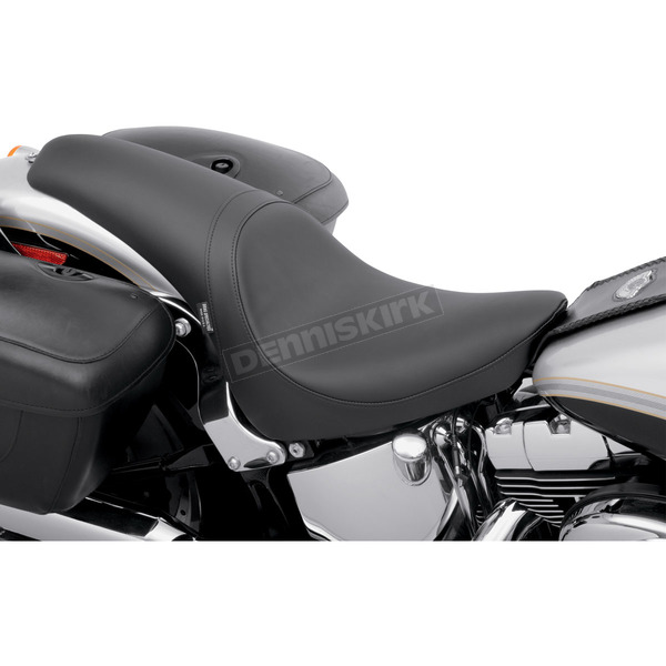 Drag Specialties 12 in. Wide Predator Smooth Solo Seat - 0802-0467