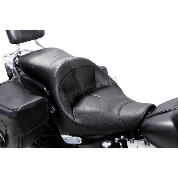Danny Gray Black Vinyl TourIST 2-Up Air Seat - FA-DGE-0317