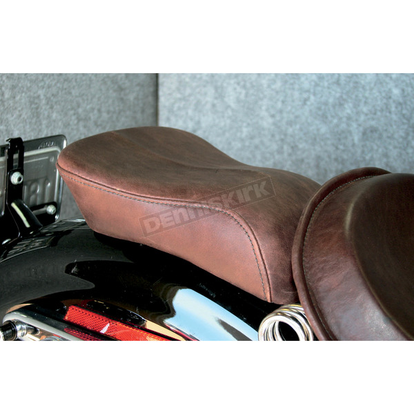 NYC Choppers Brown Pillion Pad - NYCC-04SPEXP