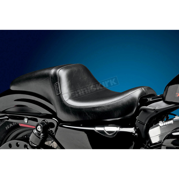 LePera Smooth Daytona Seat  - LK-542