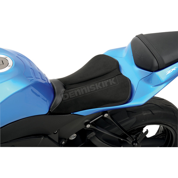 Saddlemen Sport One-Piece Solo Seat with Rear Cover - 0810-0835