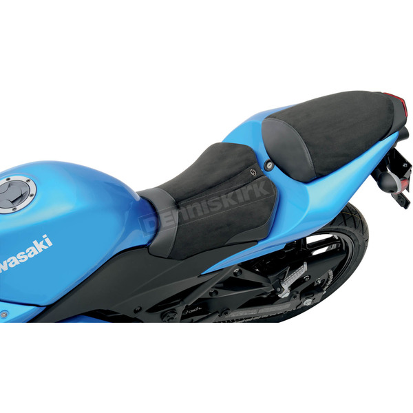 Saddlemen Sport One-Piece Solo Seat with Rear Cover - 0810-K012