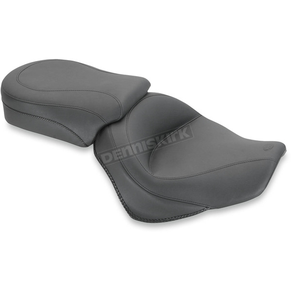 Mustang Seats Two-Piece Vintage Wide Touring Seat  - 76831