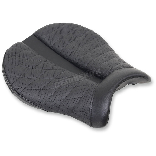 Saddlemen Track-LS Solo Seat w/Rear Seat Cover - 0810-D026