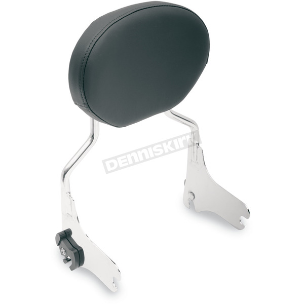 Drag Specialties Oval Sissy Bar Pad - 0822-0117