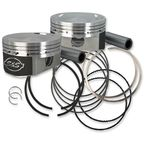 Flat Top Piston Kit (Std.) - 920-0070