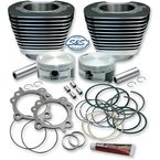3 7/8 in. Cylinder/Piston Kit for S&S 106 in. Stroker only - 910-0203