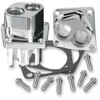 Billet Tappet Blocks for Big Twin w/Stock Crankcase - 106-5428