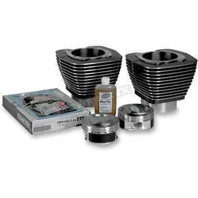 Revolution Performance 113 in. Bolt-On Granite Finish Big Bore Kit - 201-177W