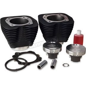 Revolution Performance Black 114 in. Monster Big Bore Kit - 201-124W