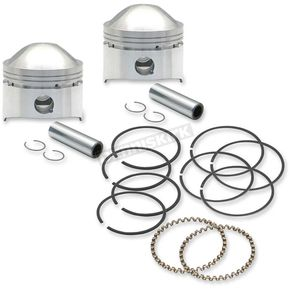 S&S Cycle Forged High Compression Piston Kit (Std.) - 106-5503