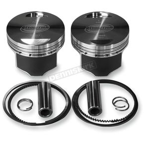 Revolution Performance 85 in. Domed Piston Kit for Monster Big Bore Kits - 301-207W