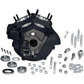 S&S Black Standard Bore Engine Case - 31-0055